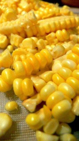 Cut kernels!